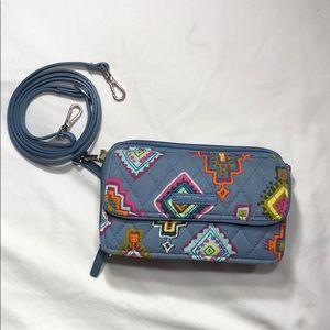 Vera Bradley wallet/crossbody